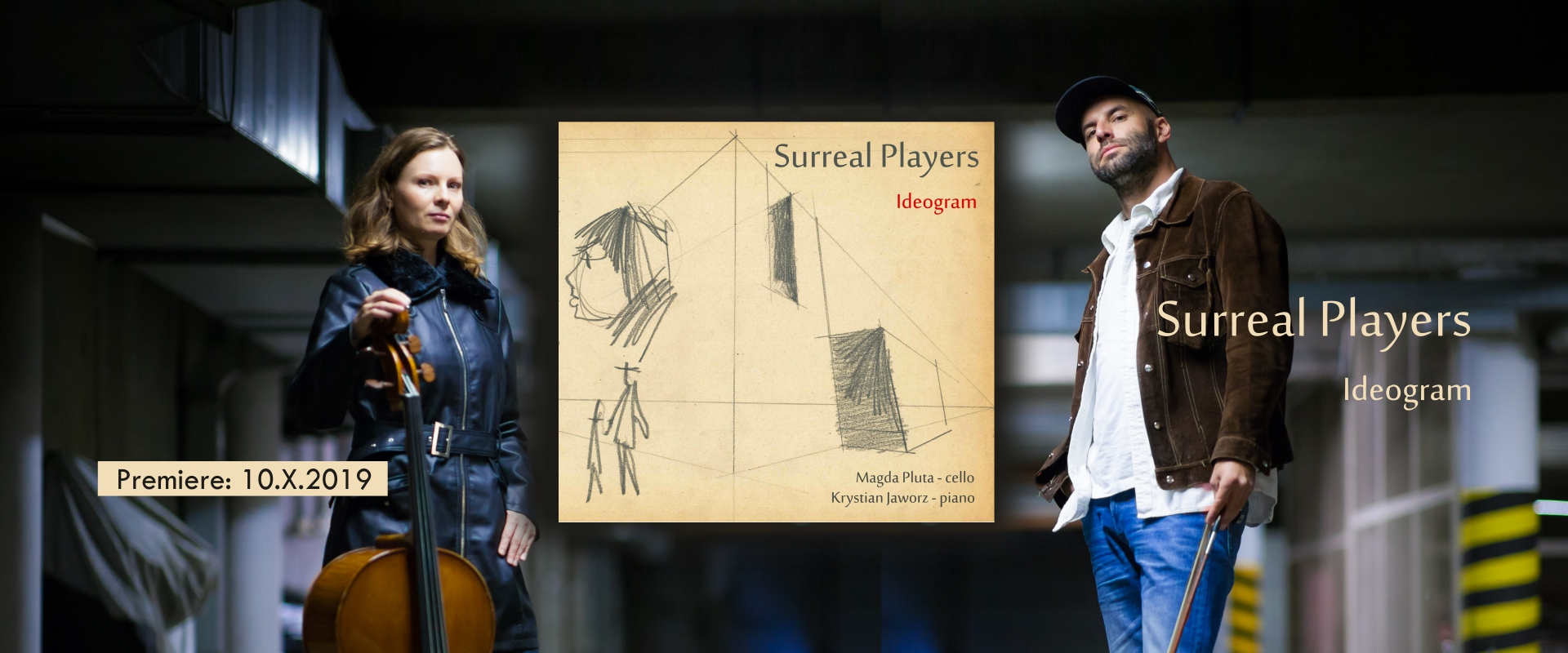 Surreal Players - Ideogram - baner