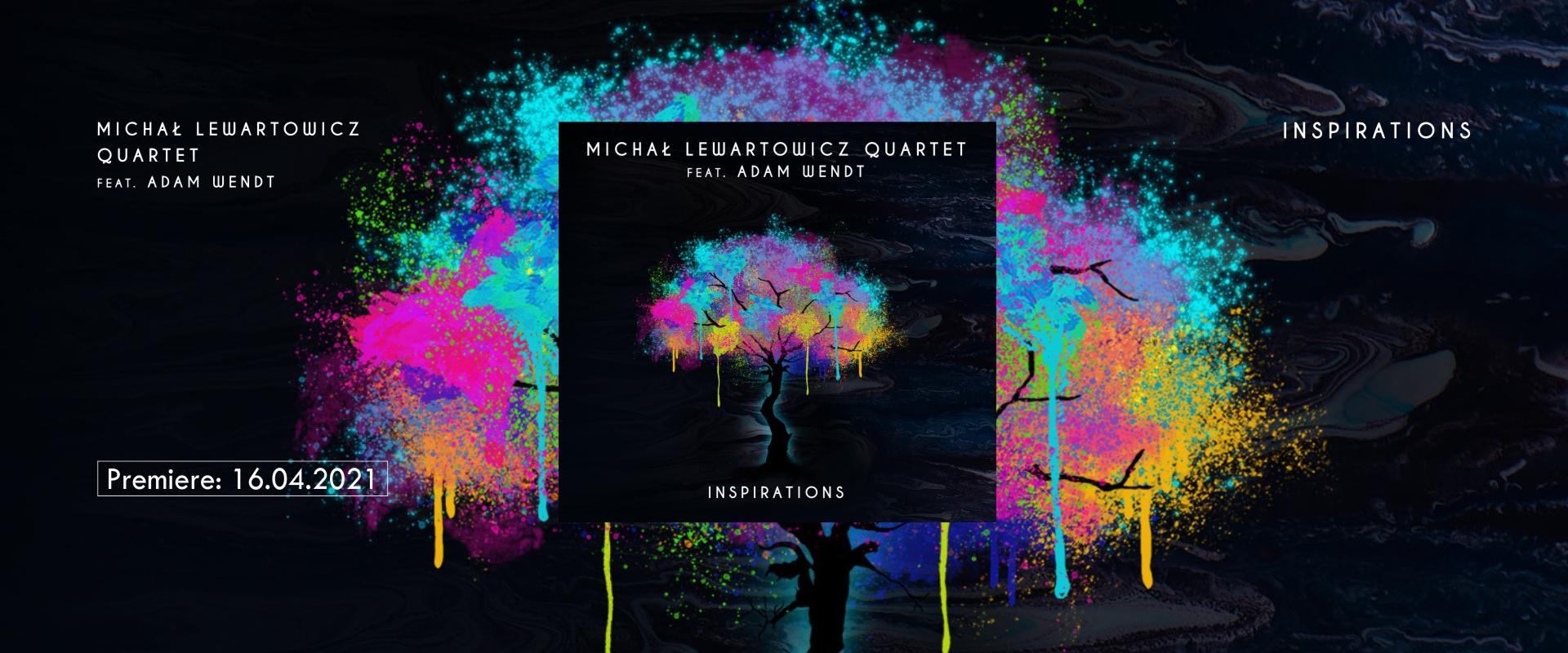 Michał Lewartowicz Quartet - Inspirations baner