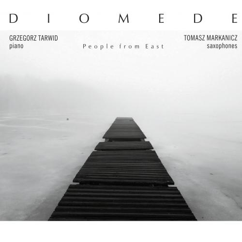Okładka Płyty Diomede - People from East