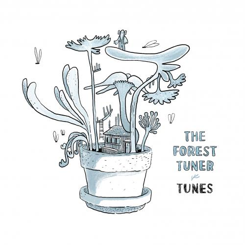 Okładka Płyty The Forest Tuner - Tunes