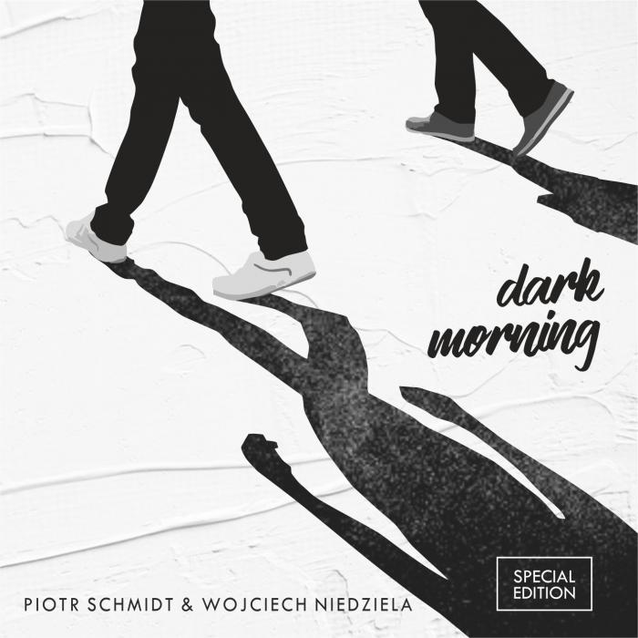 Okładka Płyty Piotr Schmidt & Wojciech Niedziela Duo – Dark Morning