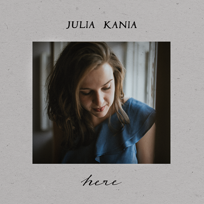 Okładka Płyty Julia Kania - Here