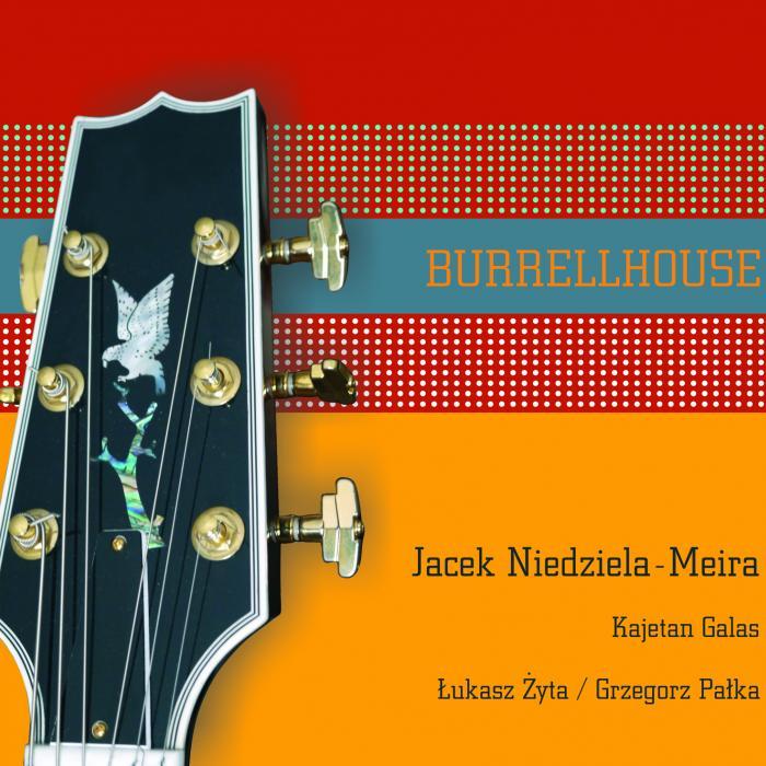 Jacek Niedziela - Meira - Burrellhouse - cover photo